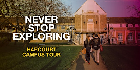 Oxford Brookes Campus Tour - Harcourt Hill - 9 April 2020 tickets