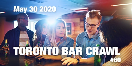 Toronto Bar Crawl #60 tickets