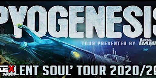 Pyogenesis A Silent Soul Tour