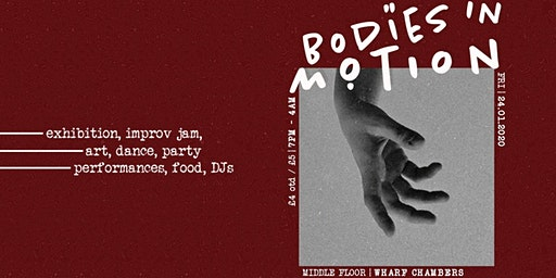 TONGUE N TEETH and Bodies in Motion Joint ticket