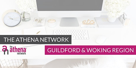 The Athena Network Launch Event, Woking Group tickets
