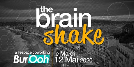 The BrainShake Nice - brainstorming pour entrepreneurs billets