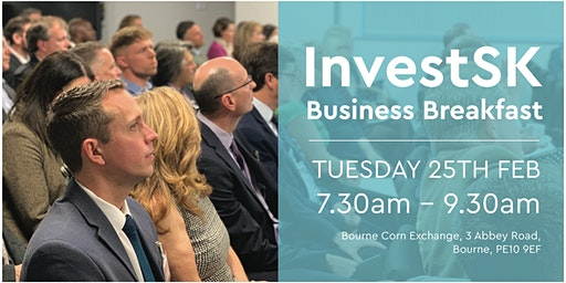 InvestSK Business Breakfast