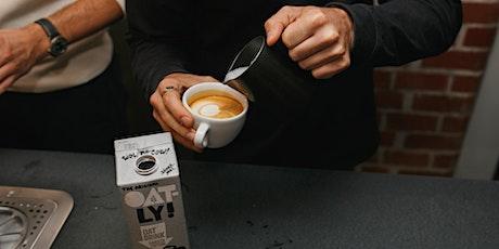 Oatly x Origin Zero Waste Latte Art Throwdown tickets