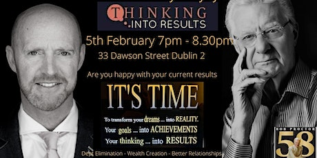 Thinking Into Results - Are you happy with your current results tickets
