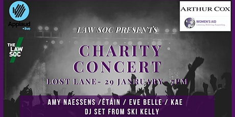 LawSoc Charity Concert  tickets