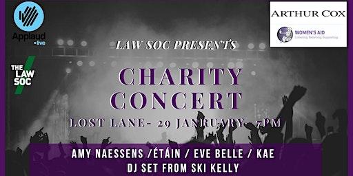 LawSoc Charity Concert