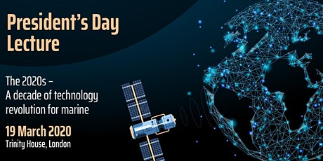 Live-stream: President's Day Lecture: The 2020s - A decade of technology revolution for Marine billets