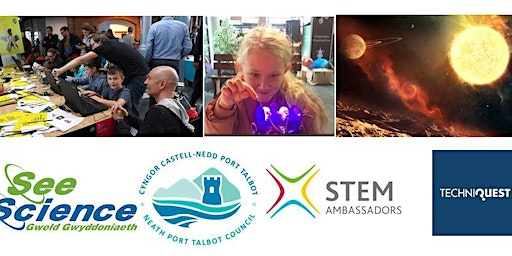 STEM ON STAGE - family fun science and technology event