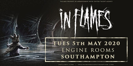 In Flames (Engine Rooms, Southampton) tickets