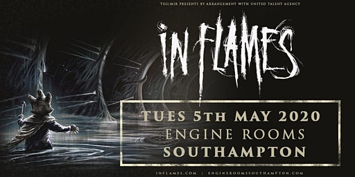 In Flames (Engine Rooms, Southampton)