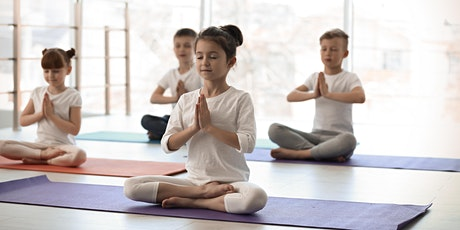 Kids Yoga, Mindfulness and Positive Mindsets - 6 week course tickets
