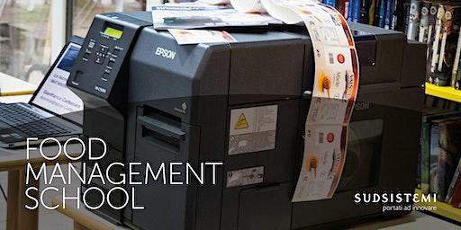 L'etichettatura nel Food / #FMS  / Food Management School