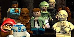 Fun, Social, LEGO Workshop-Star War's Theme