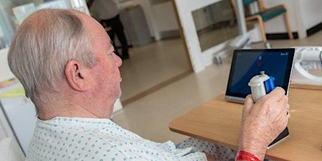 Left to their own devices: enabling self-physiotherapy through technology tickets
