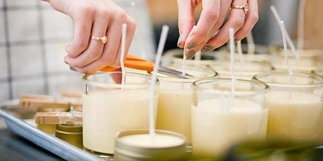 Candle Making Workshop, with Afternoon Tea in Lincolnshire, perfect treat tickets