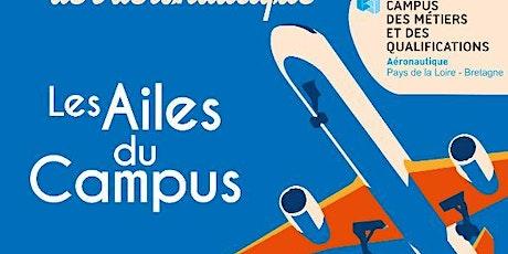 Promotion des métiers de l'aéronautique au féminin aux Ailes du Campus billets