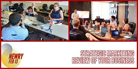 Strategy Clinic Newry: Marketing Review of your Business @ Maggie's Cafe tickets
