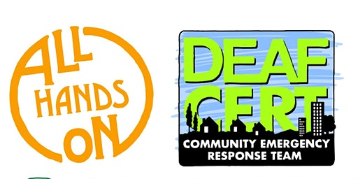 Deaf Community Emergency Response Team (CERT) February 2020