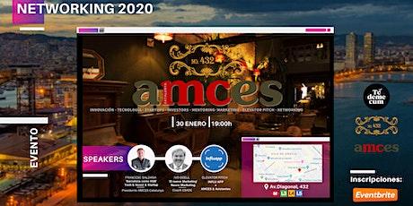 NETWORKING 2020  entradas