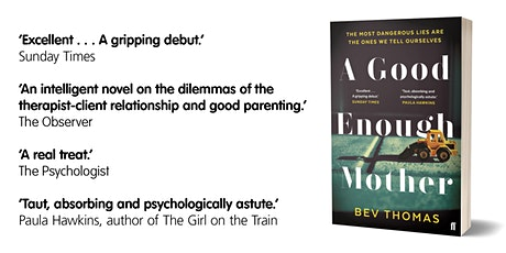 Book Launch: A Good Enough Mother by Bev Thomas tickets