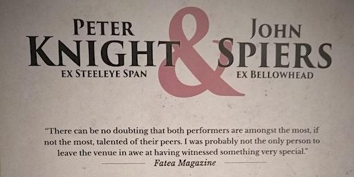 Peter Knight & John Spiers  - St Peters Church Kinver