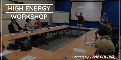 High Energy Workshop tickets