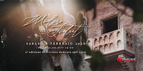 Modern Juliet - Evento Sposi biglietti