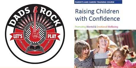 Raising Children with Confidence - Dads tickets
