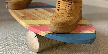 DIY-Workshop: Balance Board (Zusatztermin) Tickets