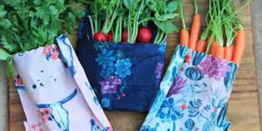 Vegan Wax Wrap Workshop save Plastic! Lincolnshire,& Nottinghamshire,