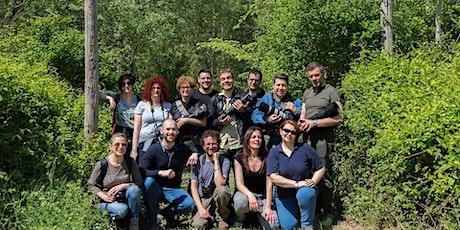 Escursione Fotografica Oasi WWF di Alviano. biglietti