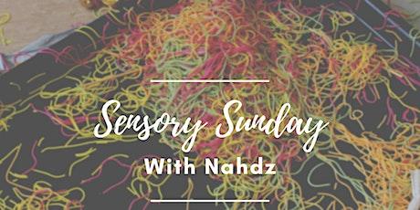 Sensory Sunday tickets