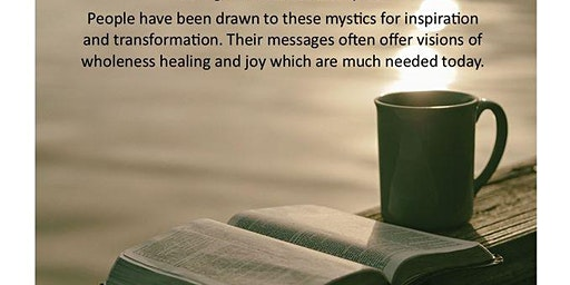 Inspired by the Mystics - with Anne F O'Reilly