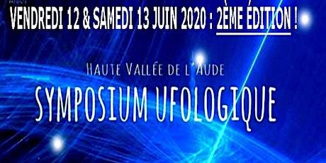 2è Symposium Ufologique en Haute Vallée de l'Aude billets