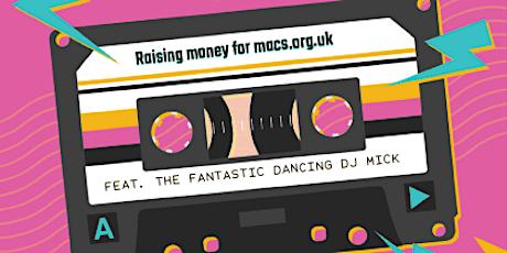 80s/90s Disco tickets