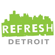 Refresh Detroit logo