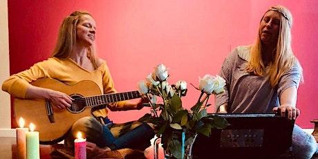 Healing Vibrations – Kirtan mit Vanessa & Franziska Tickets