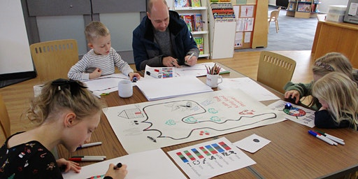 Coding Workshop - Fun with Ozobots  (Bolton le Sands) #halftermfun
