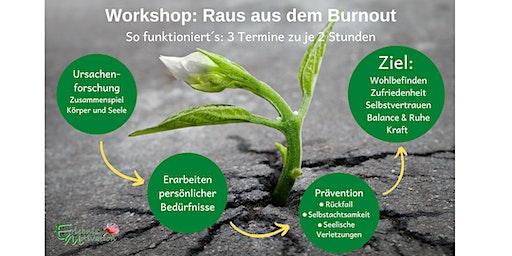 Workshop: Raus aus dem Burnout