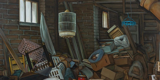 The Family Home: Works from the RAG Collection (Floor Talk and Light Lunch)