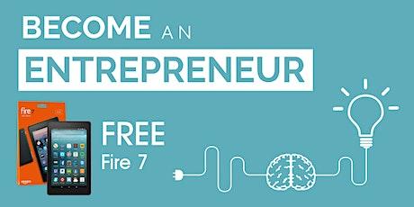 WORCESTER: FREE 4 Day Entrepreneurship Workshop + FREE Tablet tickets