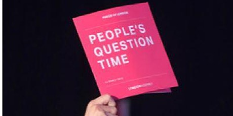 People's Question Time - Wandsworth tickets