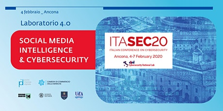 SOCIAL MEDIA INTELLIGENCE & CYBERSECURITY tickets