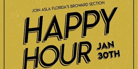 ASLA Broward Rooftop Happy Hour tickets
