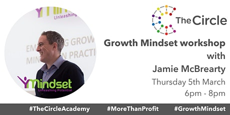 Growth Mindset with Jamie McBrearty tickets