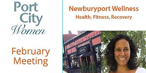 Port City Women Networking, February 2020 Meeting at The Port Tavern, Newburyport MA