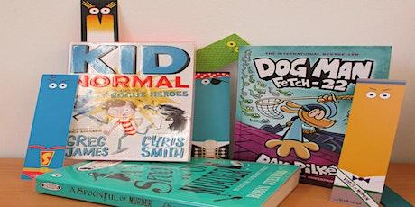 World Book Day - Prepare Yourself (Whalley) #WorldBookDay tickets