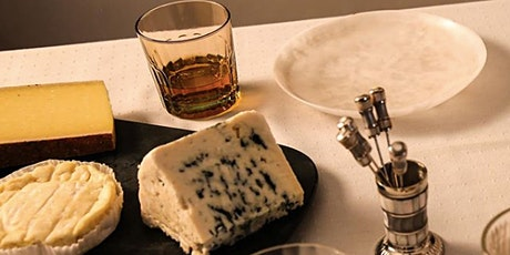 COMPASS BOX WHISKY, CHOCOLATE AND CHEESE SOCIAL - SHOREDITCH tickets