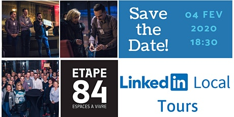 LinkedIn Local Tours #5 tickets
